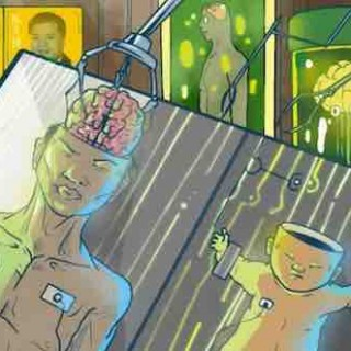 陈天桥雒芊芊捐款加州理工进学院军脑科学 买的可能是长生不老药