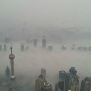中国古代有雾霾吗?古今霾有别,古为雨土今为人类活动排放物