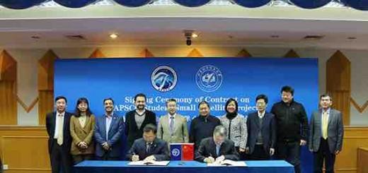 北京航空航天大学大学生牵头研制亚太大学生微纳卫星