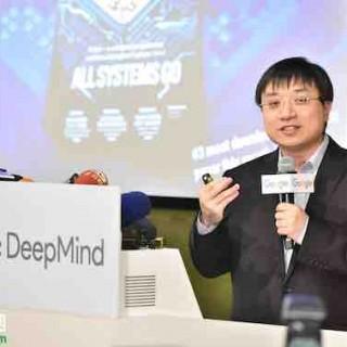 AlphaGo棋手Master战胜聂卫平柯洁60连胜 幕后工程师为黄士杰