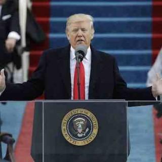 视频:美国第45任总统唐纳德·特朗普就职演讲中英全文
