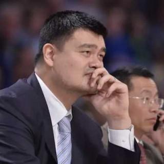 刘黎平:史记《姚明传》,从NBA球星到中国篮球协会主席