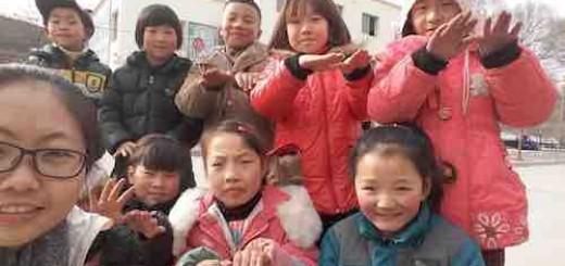 北京大学赵晨旭:你们在心上-西和稍峪乡现实沉重,仍要负重前行