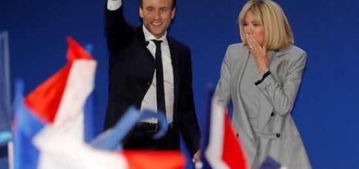 史记《法国总统大选记》|埃马纽埃尔·马克龙和妻子布丽吉特爱情