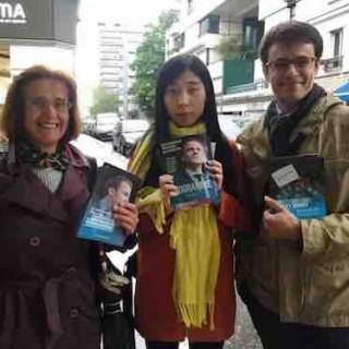 语晴石:我,法国总统埃马纽埃尔·马克龙竞选团队中的中国女孩