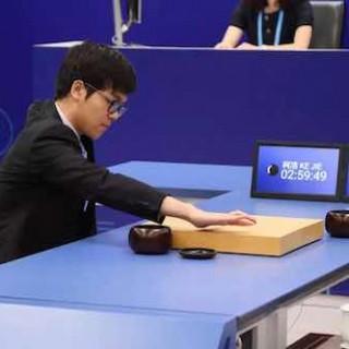 不敌谷歌AlphaGo|柯洁根本就不是输给了人工智能,而是输给了…