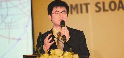 微软亚洲研究院研究员郑宇博士:深度学习在时空数据中的应用